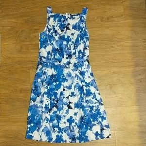 American Living Painted Floral Dress